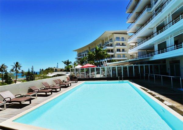 NEW CALEDONIA –  Hilton Noumea La Promenade Residence