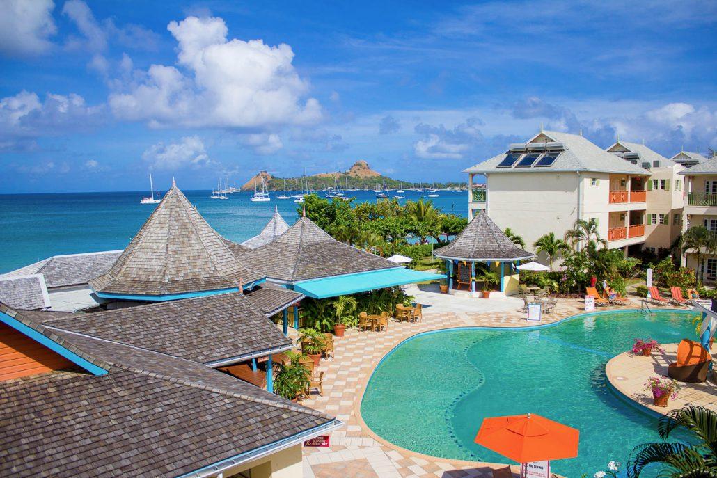 ST LUCIA Bay Garden Resort