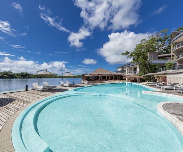 VANUATU Ramada Resort Port Vila  up to 60% Airline Staff Discount