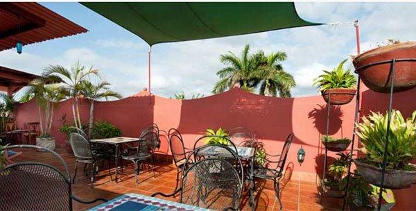 GRANADA, Nicaragua – Hotel Casa San Francisco