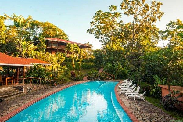 COSTA RICA -Luna Nueva Lodge
