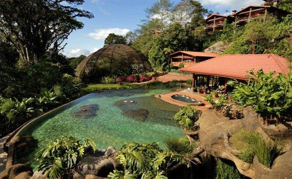 COSTA RICA – Peace Lodge