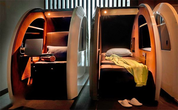 Sleep N Fly Your New Sleep Lounge At Dxb In Igloo Pods