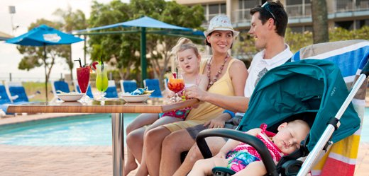 GOLD COAST Sea World Resort  25% Airline Staff Discount
