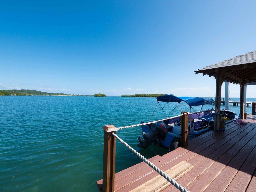 ROATAN, Honduras – Tobri Divers Resort