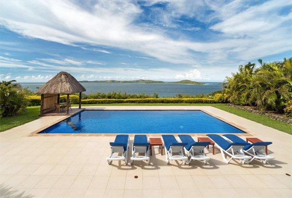 FIJI – Wananavu Beach Resort