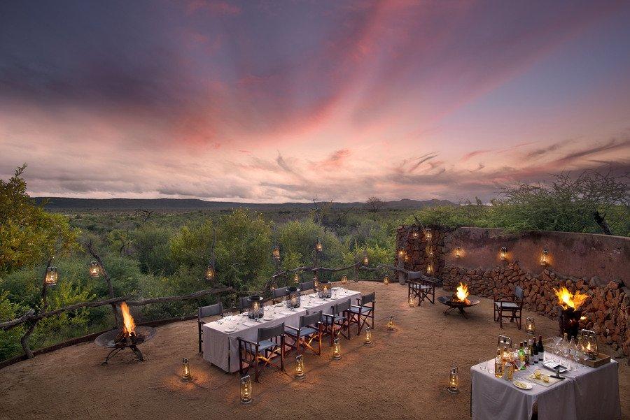 SOUTH AFRICA Safari – Madikwe Safari Lodge