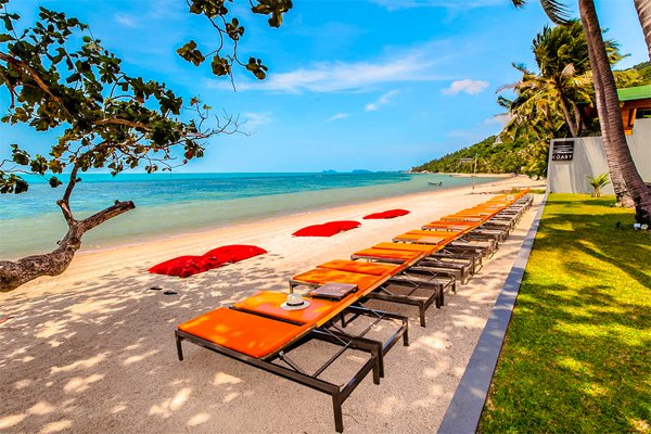 KOH PHANGAN, Thailand The Coast Resort  20% Airline Staff Discount