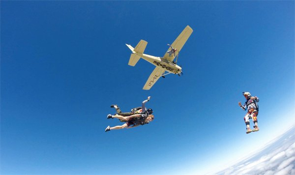 CAPE TOWN – Mother City SkyDiving