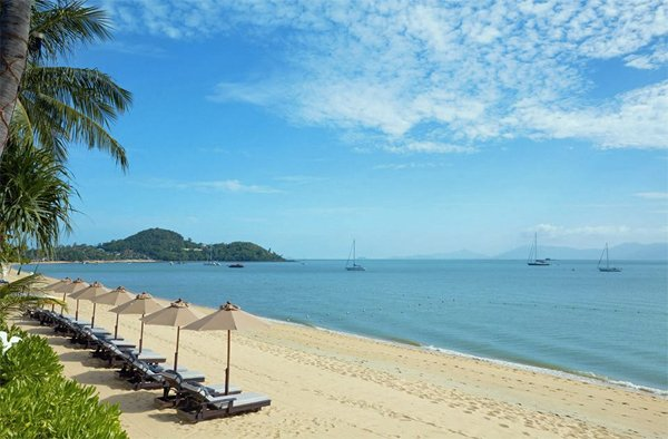 KOH SAMUI Bo Phut Resort & Spa
