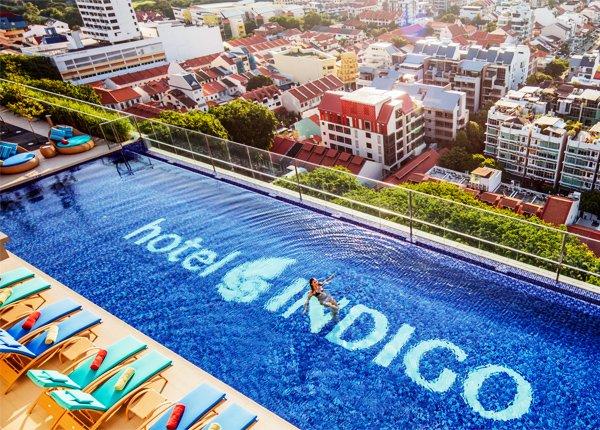 SINGAPORE Hotel Indigo Singapore Katong