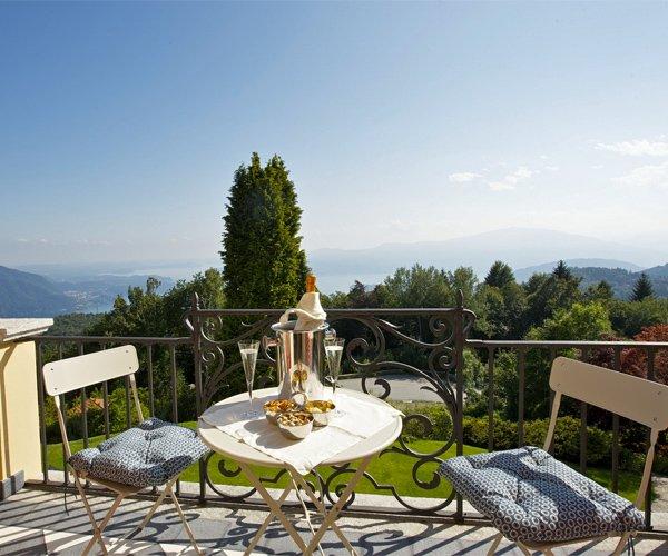 LAKE MAGGIORE, Italy – Villa Confalonieri