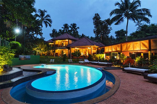TRIVANDRUM  – Ananda Lakshmi Ayurveda Retreat