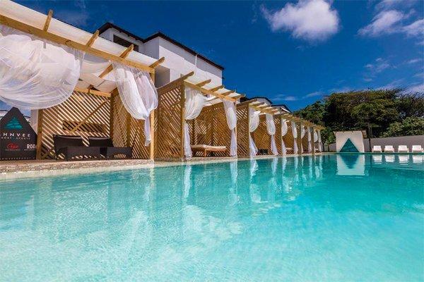 DOMINICAN REPUBLIC – Ahnvee Resort Sosua
