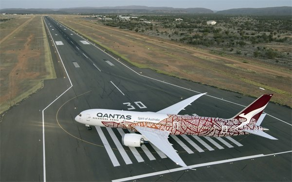 Qantas has Taking Off The First Nonstop Flight From Europe