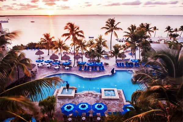 KEY LARGO – Key Largo Bay Marriott Beach Resort