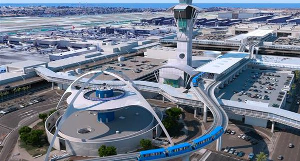 The Future Of Lax Los Angeles Airport