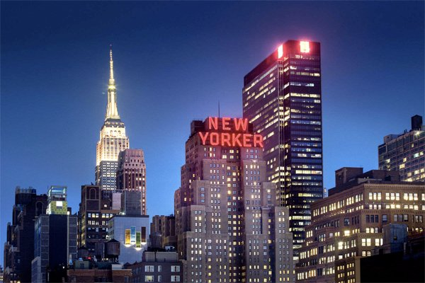 NEW YORK – The New Yorker