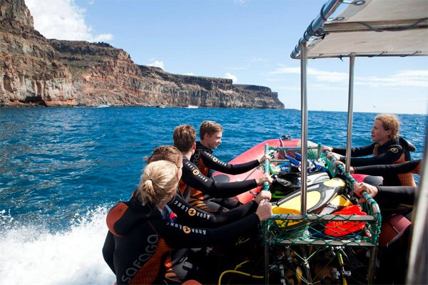GRAN CANARIA Blue Explores Scuba Dive Resort  20% Airline Staff Discount