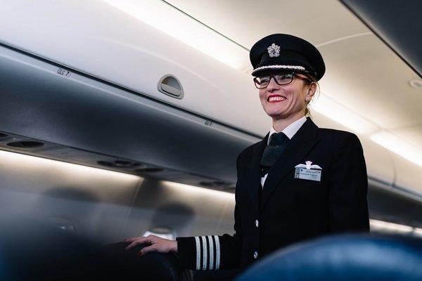 New British Airways Pilot recruitment campaign takes off