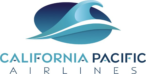 Image result for California Pacific Airlines logo""