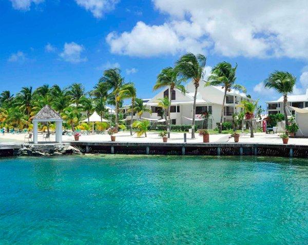 ST MARTIN Hotel Mercure Marina & Spa