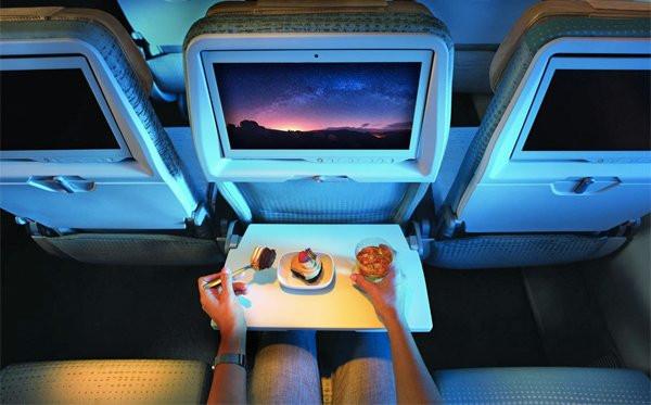 Emirates launches exclusive Food and Wine channels for its award