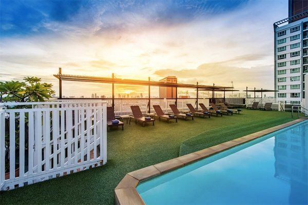 BANGKOK Cha-Da Hotel –  65% Airline Staff Discount