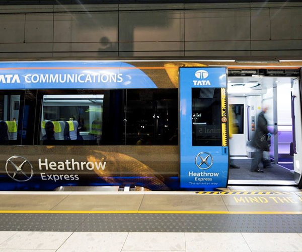HEATHROW EXPRESS  –  75% Airline Staff Discount
