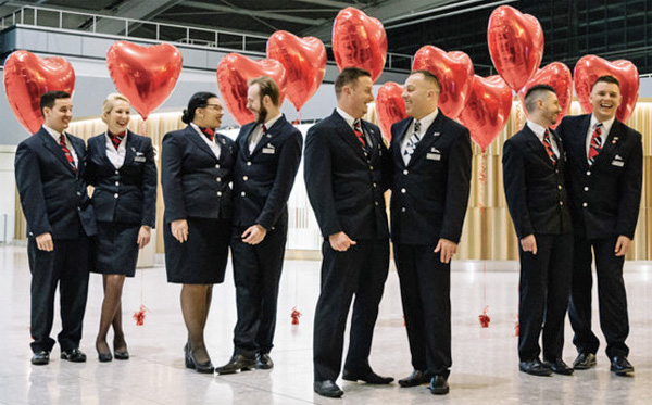 A first class Valentine's Day from British Airways – Airline