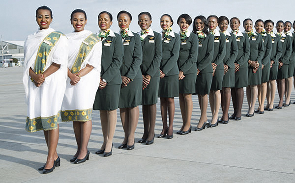 Ethiopian To Operate All Women Functioned Flight To Oslo