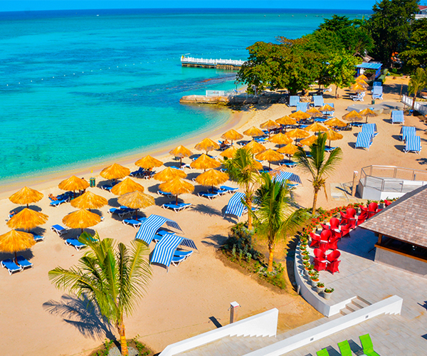 JAMAICA Decameron Hotels –  34% Airline Staff Discount