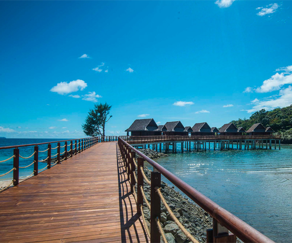 PALAU Palau Pacific Resort –  30% Airline Staff Discount