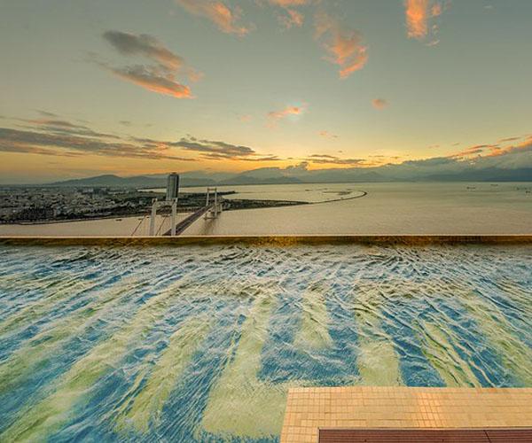 DANANG  Danang Golden Bay Hotel –  50% Airline Staff Discount
