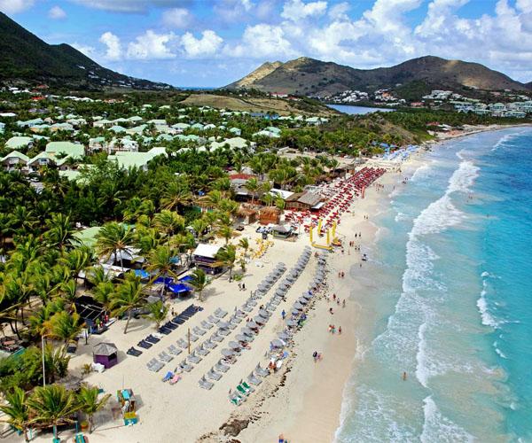 ST MARTIN  La Playa Orient Bay –  up to 40% Airline Staff Discount