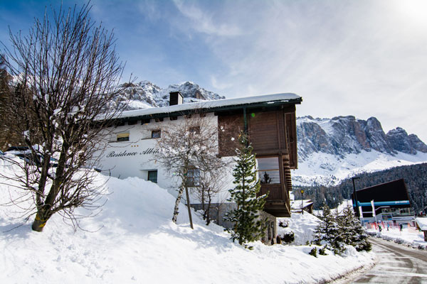 Dolomites, ITALY  Chalet Albric –  up to 30% Airline Staff Discount