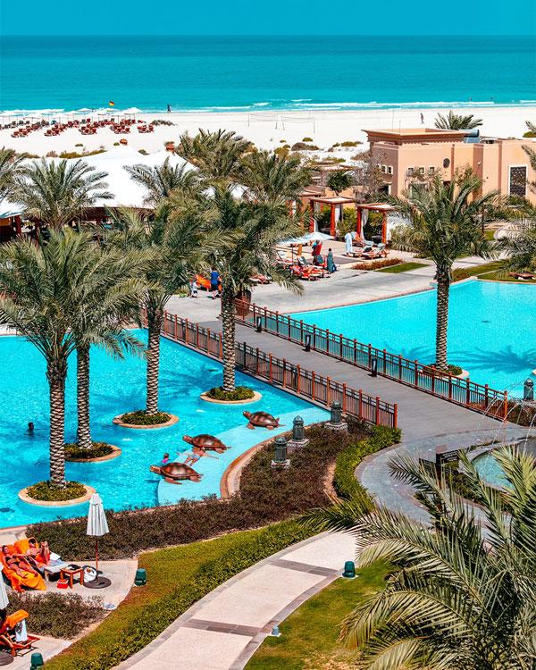 ABU DHABI Saadiyat Rotana Resort – 50% Airline Staff Discount off Best Available Rate