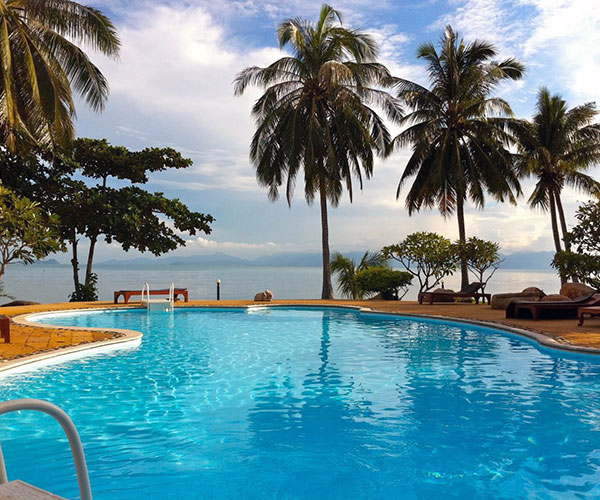 KOH SAMUI Health Oasis Resort –  up to 40% Airline Staff Discount