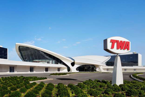 JFK AIRPORT  TWA Hotel –  25% Airline Staff Discount