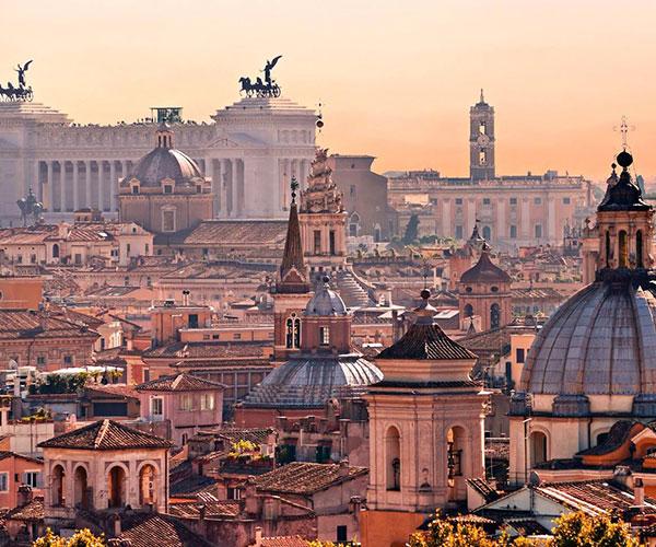 ROME  Hotel Metropolis – 25% discount