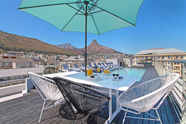 CAPE TOWN The Hyde Hotel –  50% Airline Staff Discount