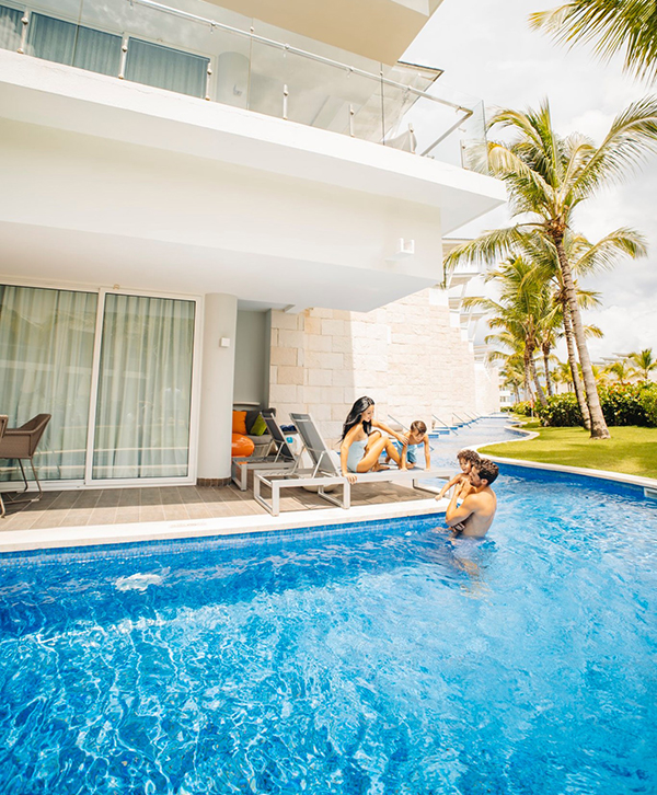 DOMINICAN REPUBLIC Nickelodeon Hotels & Resorts Punta Cana –  25% Airline Staff Discount