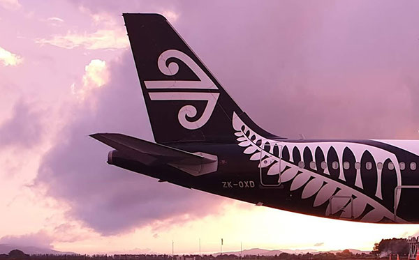 Business travellers return to the skies in record numbers says Air New Zealand