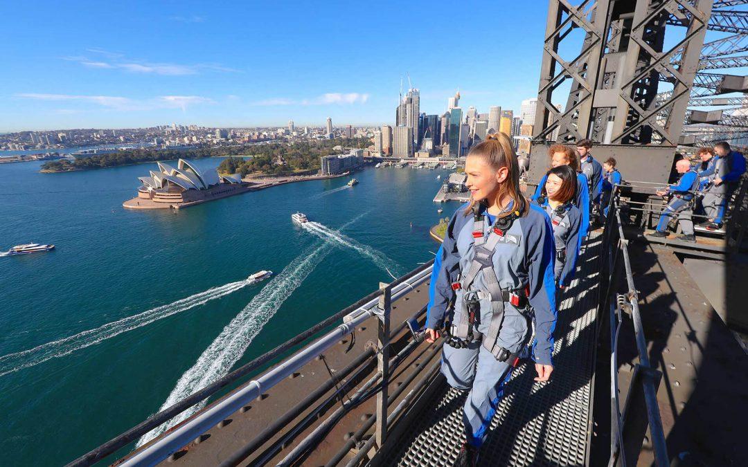 Sydney – BridgeClimb
