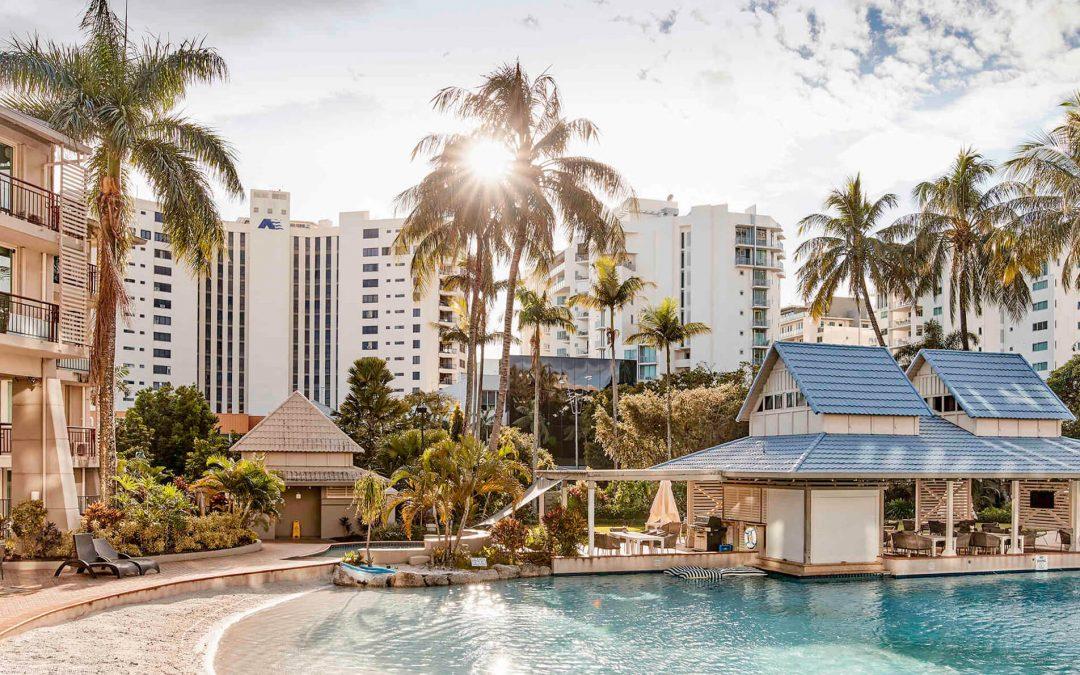 Cairns – Novotel Cairns Oasis Resort