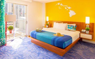 Honolulu – Shoreline Hotel