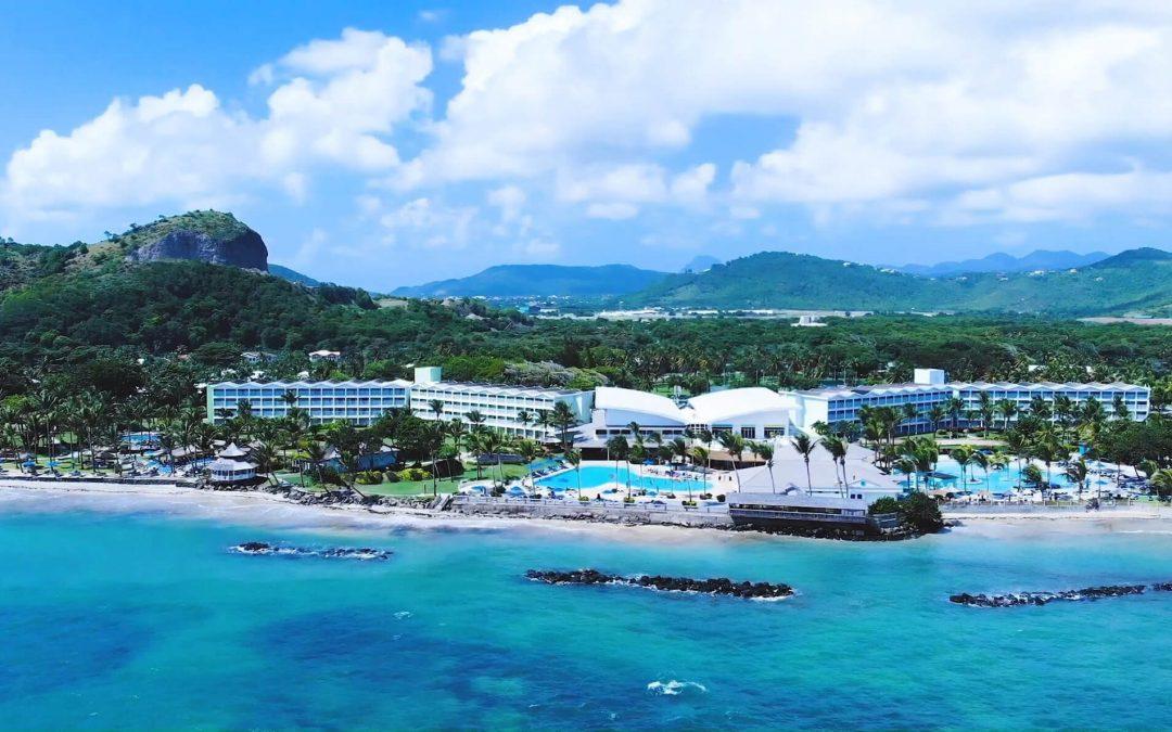 St Lucia – Coconut Bay Beach Resort & Spa