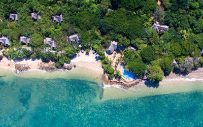 Zanzibar – Fumba Beach Lodge