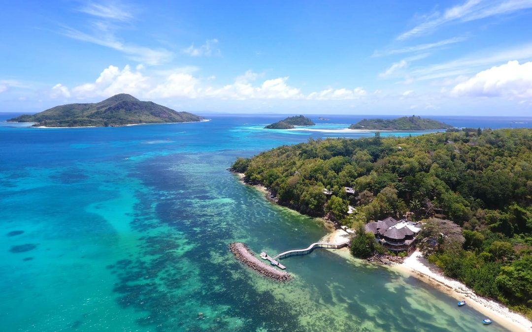 Cerf Island Resort, The Seychelles