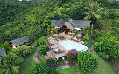 Hanakee Lodge, Tahiti